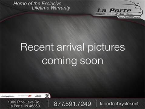 2019 Lincoln Navigator for sale at LA PORTE CHRYSLER DODGE JEEP in La Porte IN