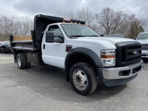 2009 Ford F-450 Super Duty for sale at LA PORTE CHRYSLER DODGE JEEP in La Porte IN