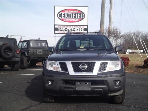Used Cars Spotsylvania Used Cars Certified Car Outlet