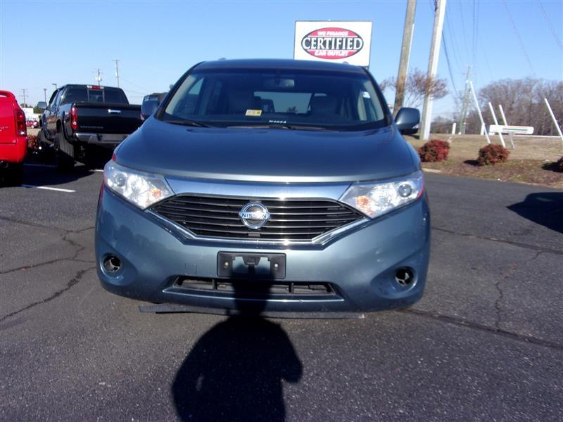 2011 Nissan Quest In Spotsylvania Va Certified Car Outlet