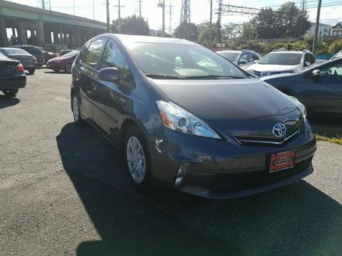 2012 Toyota Prius v for sale in Stamford, CT