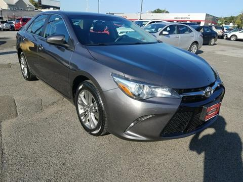 2016 Toyota Camry for sale in Stamford, CT