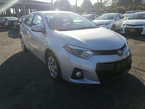 2016 Toyota Corolla for sale in Stamford, CT