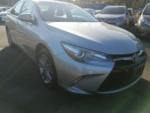 2017 Toyota Camry for sale in Stamford, CT