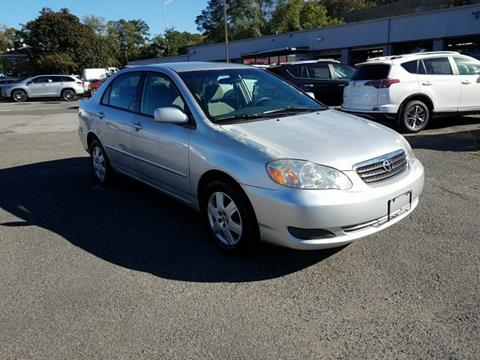 2007 Toyota Corolla for sale in Stamford, CT