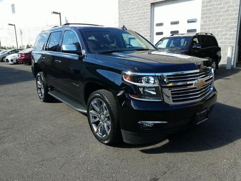 2015 Chevrolet Tahoe for sale in Stamford, CT