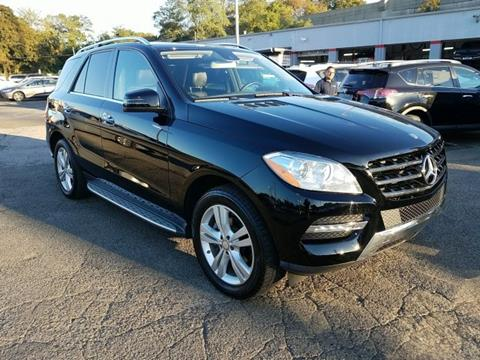 2015 Mercedes-Benz M-Class for sale in Stamford, CT