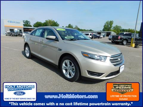 2017 Ford Taurus for sale in Cokato, MN