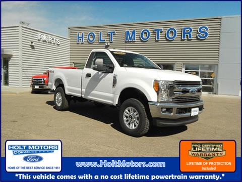 2017 Ford F-250 Super Duty for sale in Cokato, MN