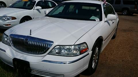 2003 Lincoln Town Car for sale in Lufkin, TX