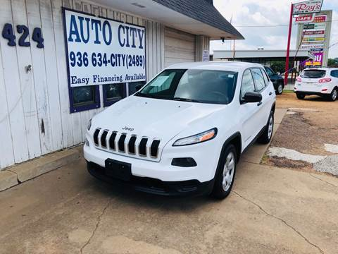 2014 Jeep Cherokee for sale in Lufkin, TX
