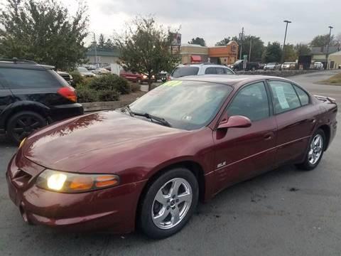 2002 Pontiac Bonneville for sale in Lewisburg, PA