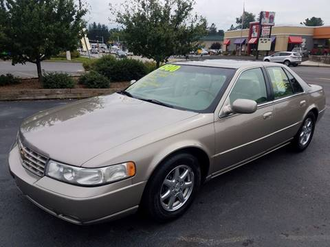 2000 Cadillac Seville for sale in Lewisburg PA