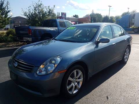 2006 Infiniti G35 for sale in Lewisburg, PA