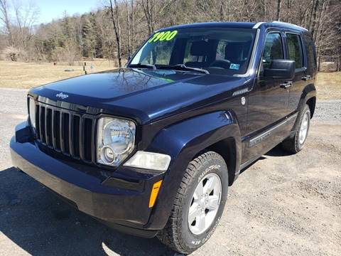 2011 Jeep Liberty for sale in Lewisburg, PA