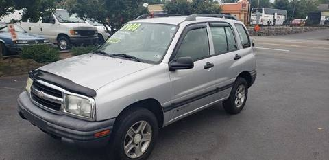 2003 Chevrolet Tracker for sale in Lewisburg, PA