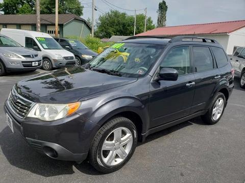 2010 Subaru Forester for sale in Lewisburg, PA