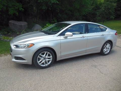 2014 Ford Fusion for sale in Walhalla ND