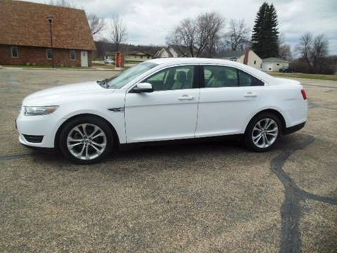 2013 Ford Taurus for sale in Walhalla ND