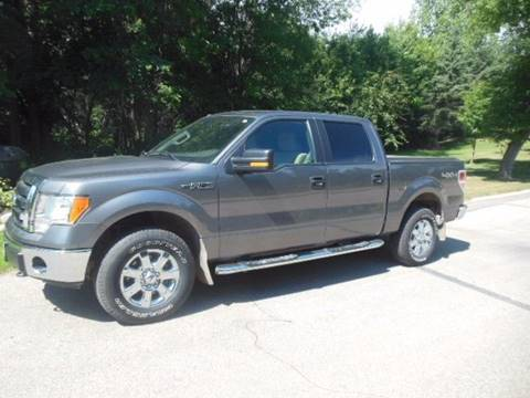 2010 Ford F-150 for sale in Walhalla ND