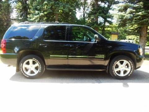 2010 Chevrolet Tahoe for sale in Walhalla, ND