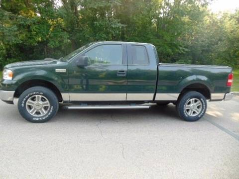 2005 Ford F-150 for sale in Walhalla ND