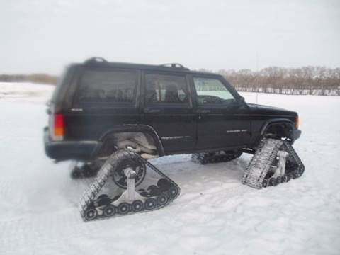 2001 Jeep Cherokee for sale in Walhalla, ND