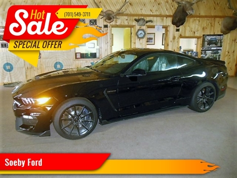 2017 Ford Mustang for sale in Walhalla, ND