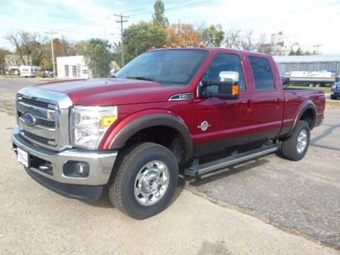 2016 Ford F-250 Super Duty for sale in Walhalla, ND