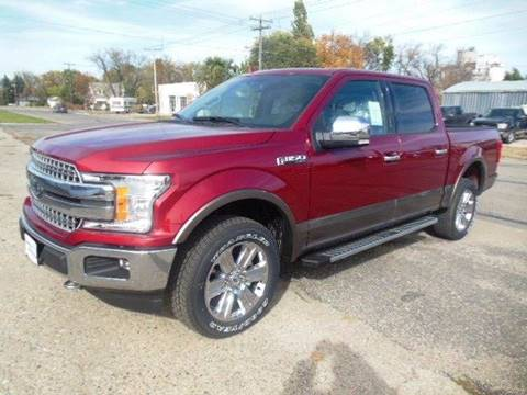 2018 Ford F-150 for sale in Walhalla ND