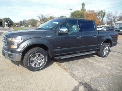 2017 Ford F-150 for sale in Walhalla ND