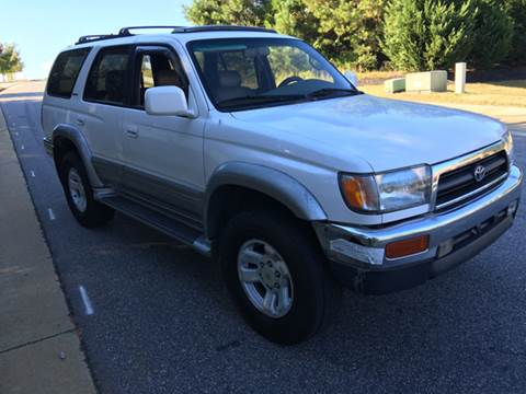 1997 Toyota 4Runner for sale in Buford, GA