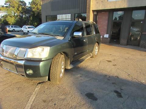 2007 Nissan Armada for sale in Buford, GA