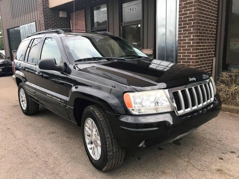 2004 Jeep Grand Cherokee For Sale At Atlanta United Motors In Buford GA