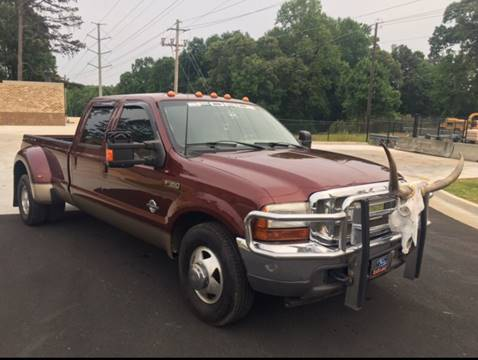 2001 Ford F-350 Super Duty for sale at Atlanta United Motors in Buford GA