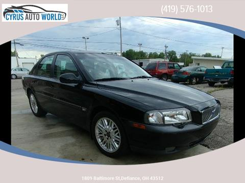 2001 Volvo S80 for sale in Defiance, OH