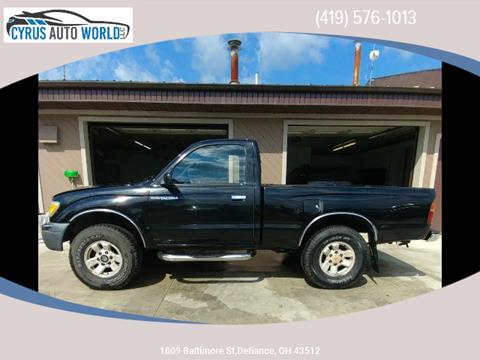 1999 Toyota Tacoma for sale in Defiance OH
