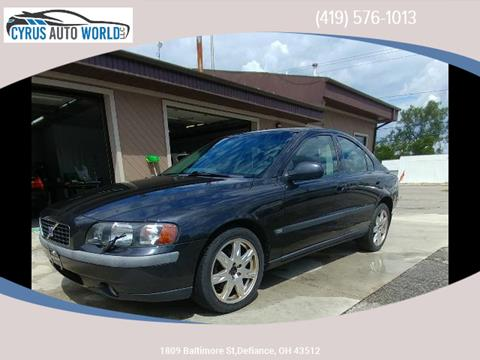 2002 Volvo S60 for sale in Defiance, OH