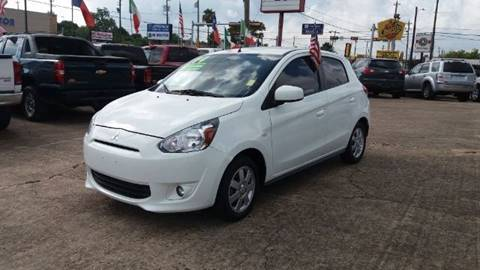 Used mitsubishi mirage for sale in houston tx for Thrifty motors houston tx 77084