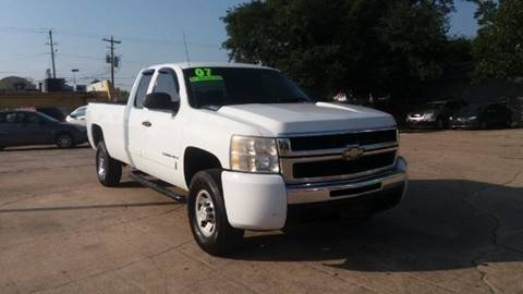2007 Chevrolet Silverado 3500HD for sale in Houston, TX
