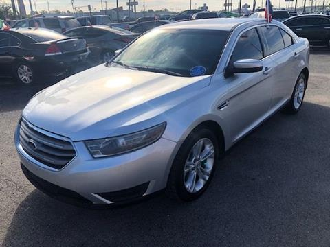 2013 Ford Taurus for sale in Houston, TX