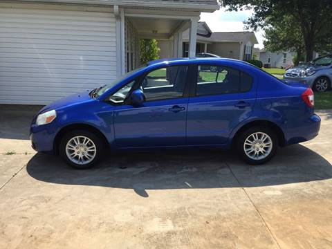 2012 Suzuki SX4 for sale in Spartanburg SC