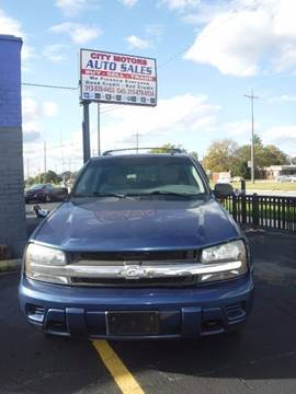 2005 Chevrolet TrailBlazer for sale in Redford, MI