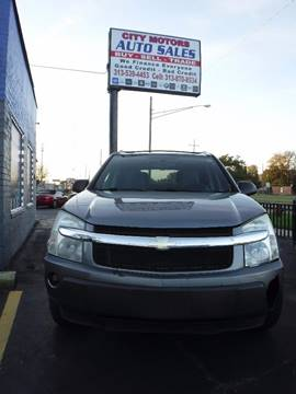 2005 Chevrolet Equinox for sale in Redford, MI