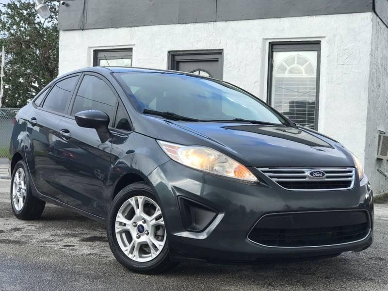 2011 Ford Fiesta SE In Winter Haven FL - King Car\'s LLC