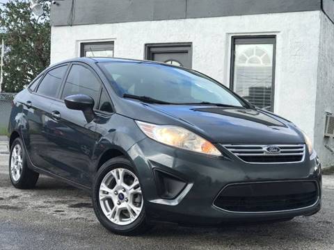 2011 Ford Fiesta for sale in Winter Haven, FL