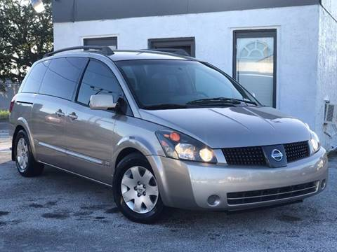 2006 Nissan Quest for sale in Winter Haven, FL