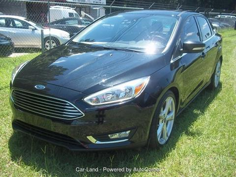 Ford Focus For Sale In Macon GA Carsforsalecom - Ford macon ga