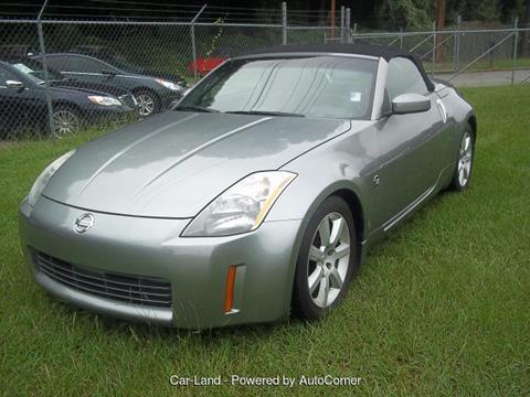 2004 Nissan 350Z for sale in Macon, GA