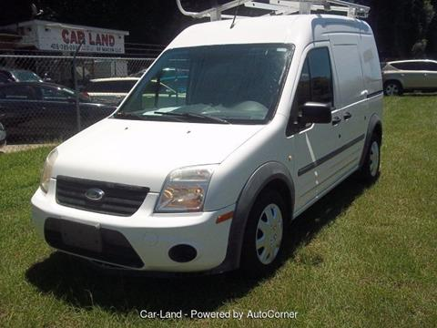 2012 Ford Transit Connect for sale in Macon, GA